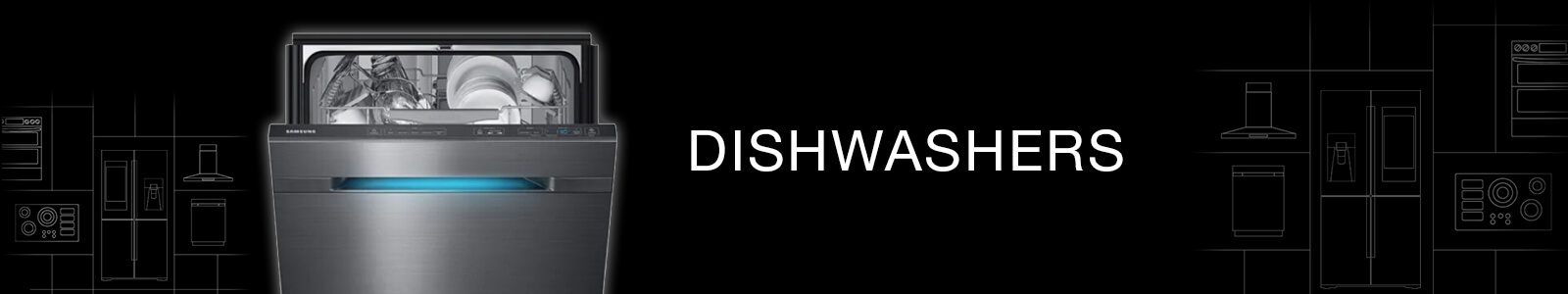 Shop Dishwashers